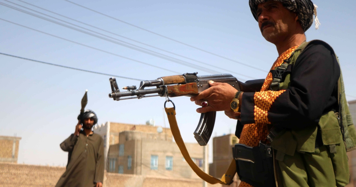 Afghanistan: Ghani blames 'abrupt' US exit for worsening security
