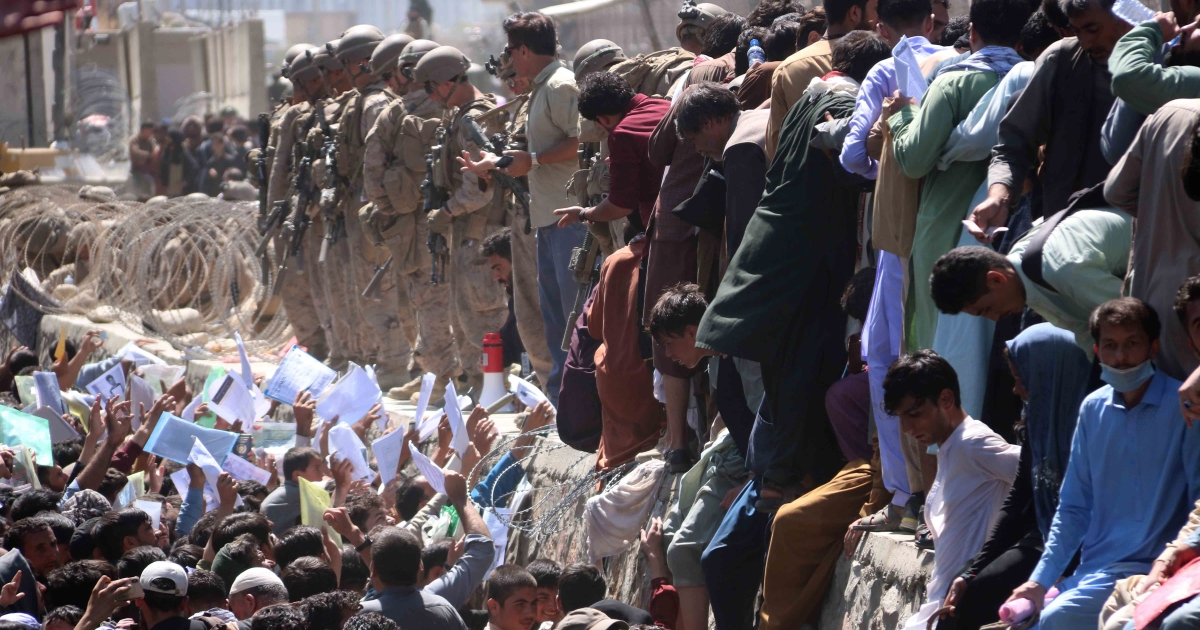 , It is time we remember Afghan men are also victims of this war, The World Live Breaking News Coverage & Updates IN ENGLISH