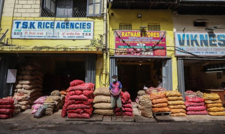 Sri Lanka declares food emergency as forex crisis worsens   Coronavirus  pandemic News   Al Jazeera