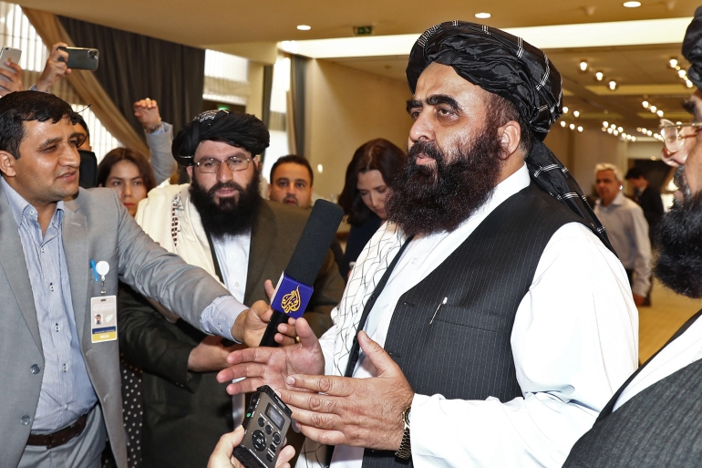 Afghanistan's Muttaqi urges countries to engage with new gov't | Taliban  News | Al Jazeera