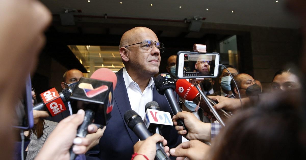 Venezuela government signals 'partial agreements' at Mexico talks