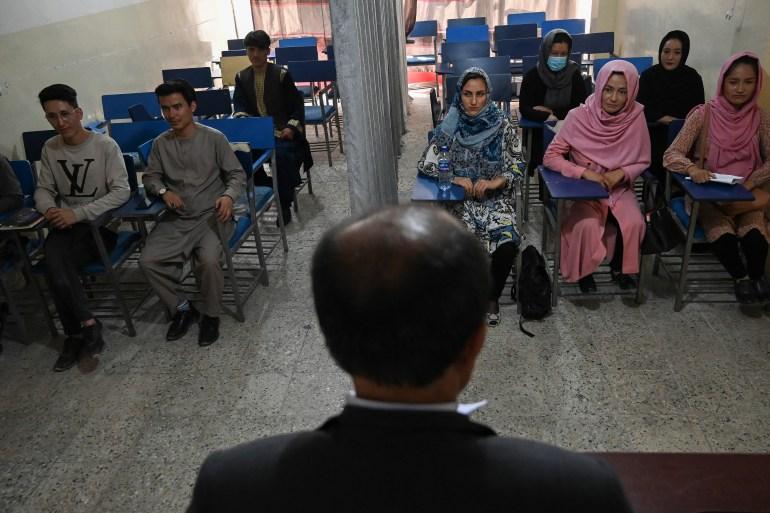 Taliban says women can study in gender-segregated universities | Taliban  News | Al Jazeera