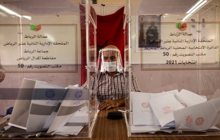 , Elections kick off in Morocco amid widespread apathy, The World Live Breaking News Coverage & Updates IN ENGLISH