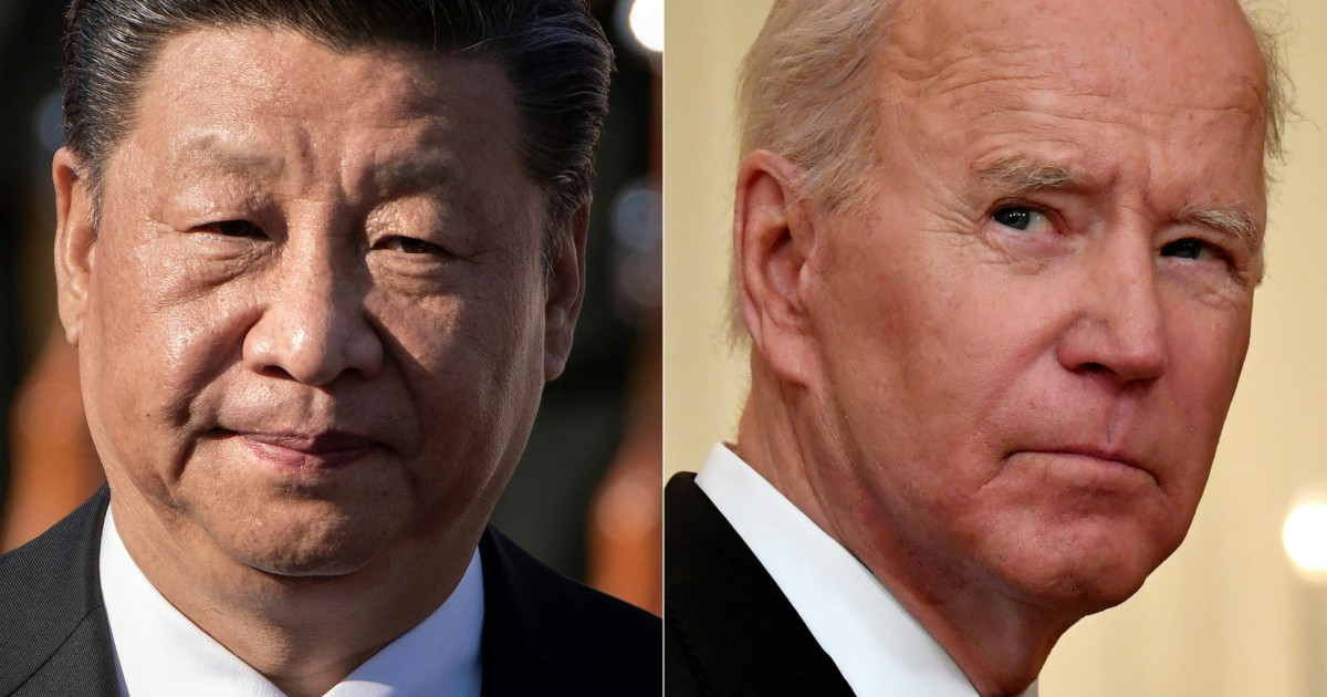 , Biden and Xi speak on phone for first time in seven months, The World Live Breaking News Coverage & Updates IN ENGLISH