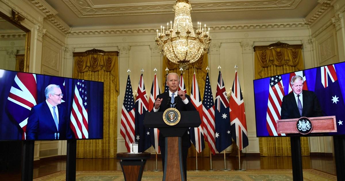 Will the AUKUS pact undermine NATO?