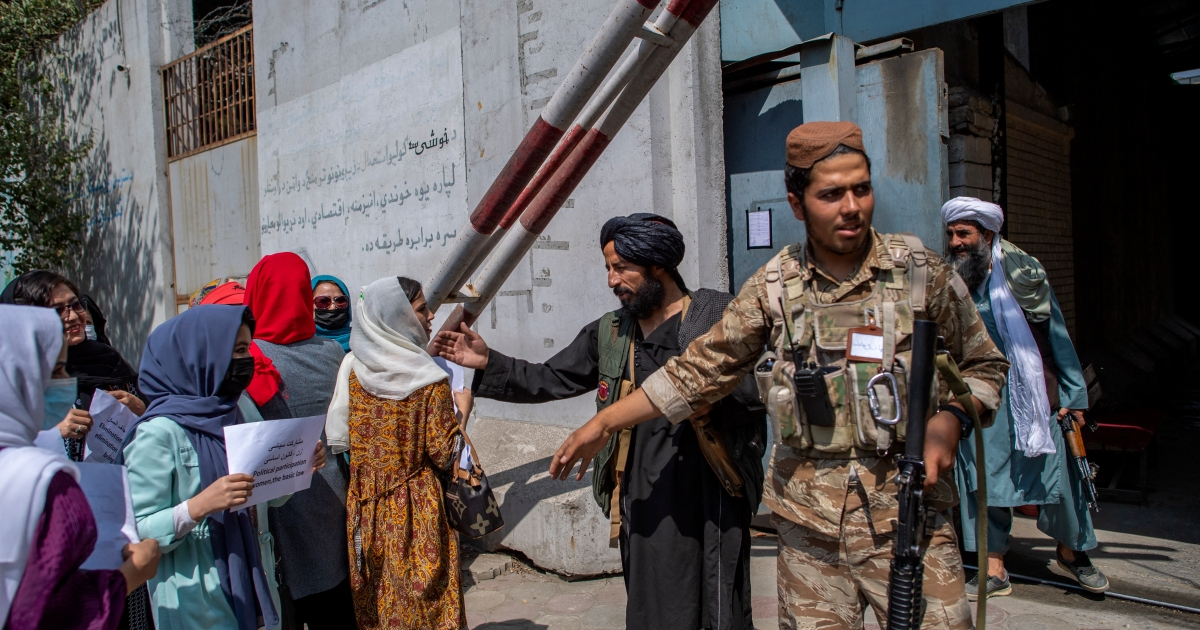Rights groups accuse Taliban of rolling back civil liberties