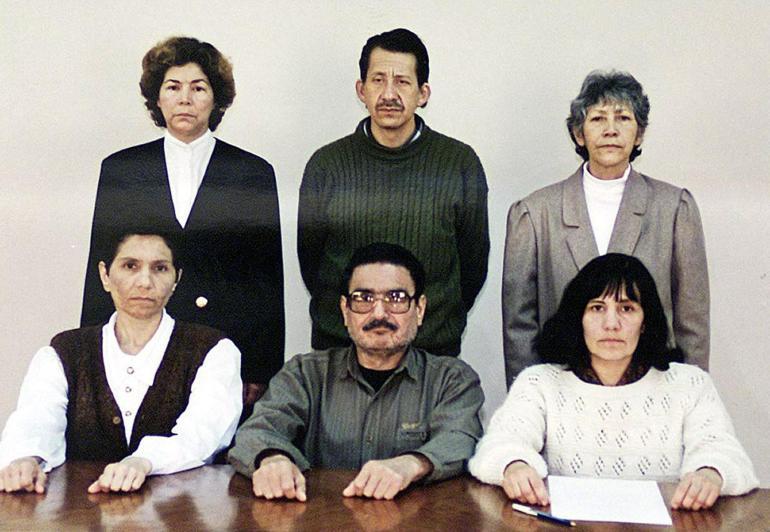 , Abimael Guzman, head of Peruvian rebel group Shining Path, dies, The World Live Breaking News Coverage & Updates IN ENGLISH