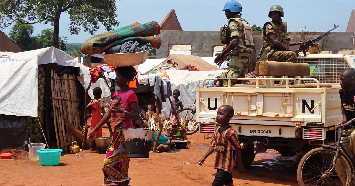 UN withdraws Gabon peacekeepers from CAR over sex abuse claims   Central African Republic News