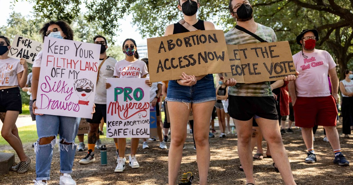 It is time to abort Texas's abortion law – and much more