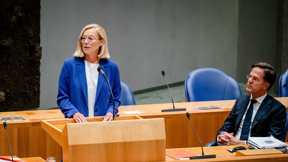 Dutch foreign minister quits over Afghanistan evacuation chaos thumbnail