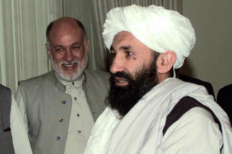 Mullah Akhund desempenhou um papel crucial de liderança e orientação em Quetta Shura, formada depois que o Taleban foi retirado do poder em uma invasão militar liderada pelos EUA em 2001 [File: Reuters]