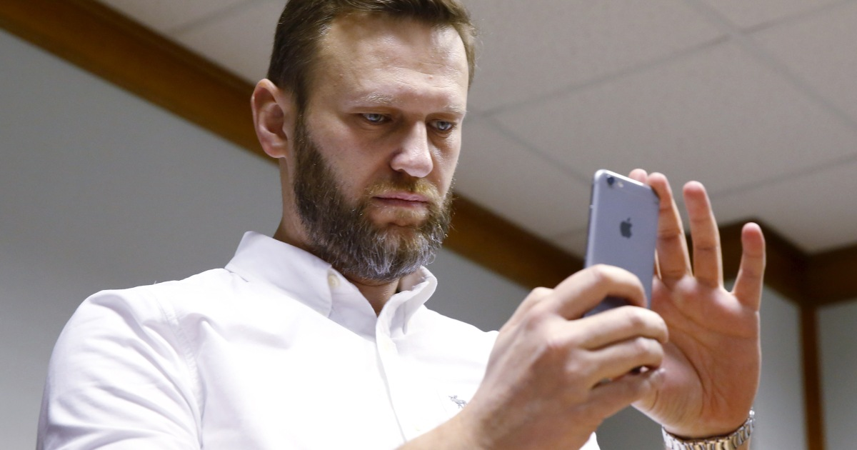 Can Navalny's Smart Voting app affect Russia's election?
