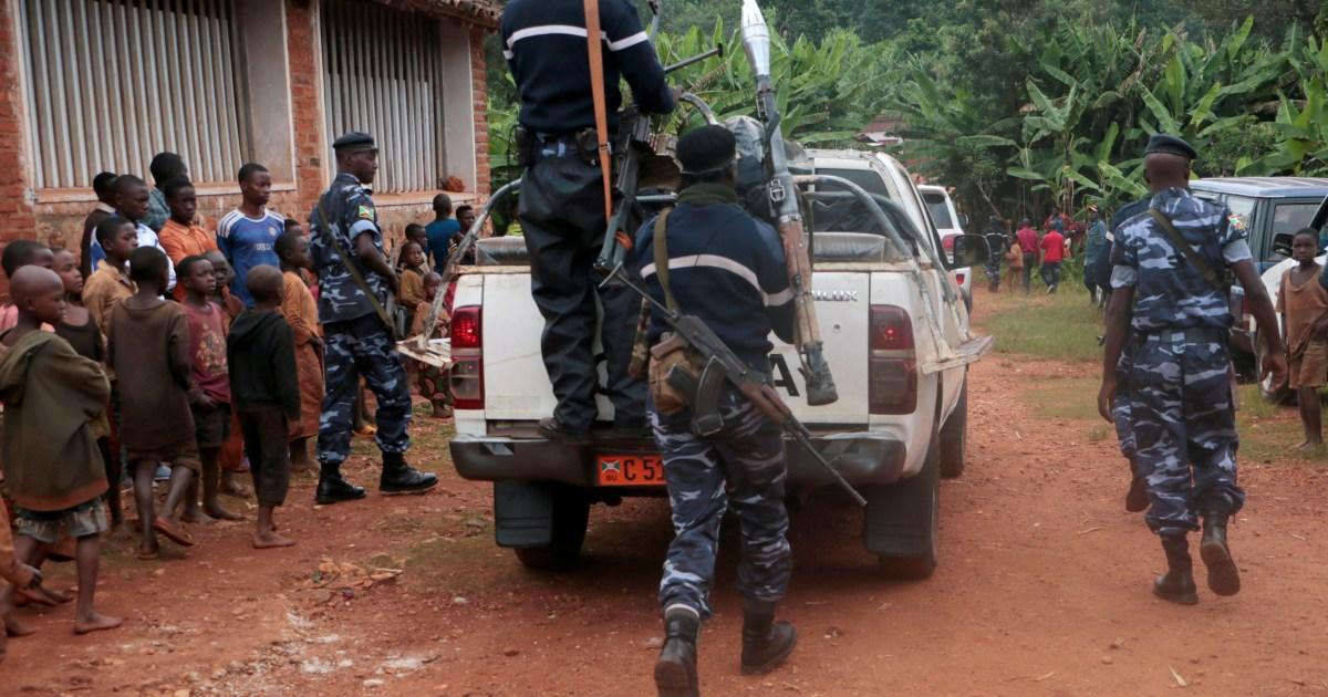 Arrest warrant issued for Burundi's exiled opposition leader