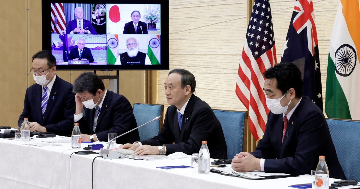 'Here to stay': Indo-Pacific Quad leaders to meet at White House