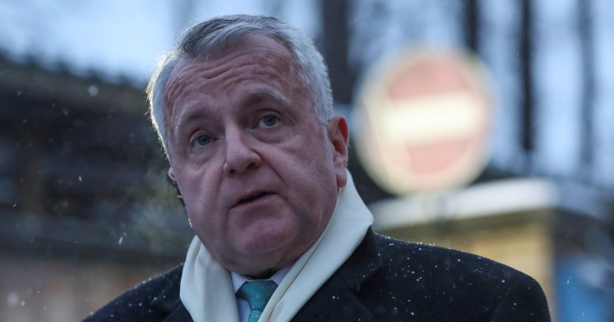Photo of Russia summons US ambassador over 'election interference' | Al Jazeera