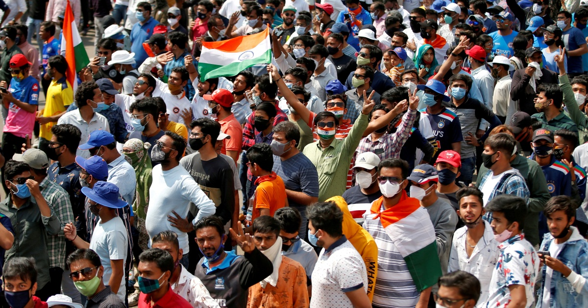 , Cricket: IPL 2021 in UAE to allow fans back into stadiums, The World Live Breaking News Coverage & Updates IN ENGLISH