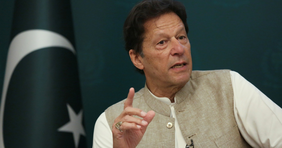, US 'sooner or later' must recognise Taliban: Pakistan PM Khan, The World Live Breaking News Coverage & Updates IN ENGLISH