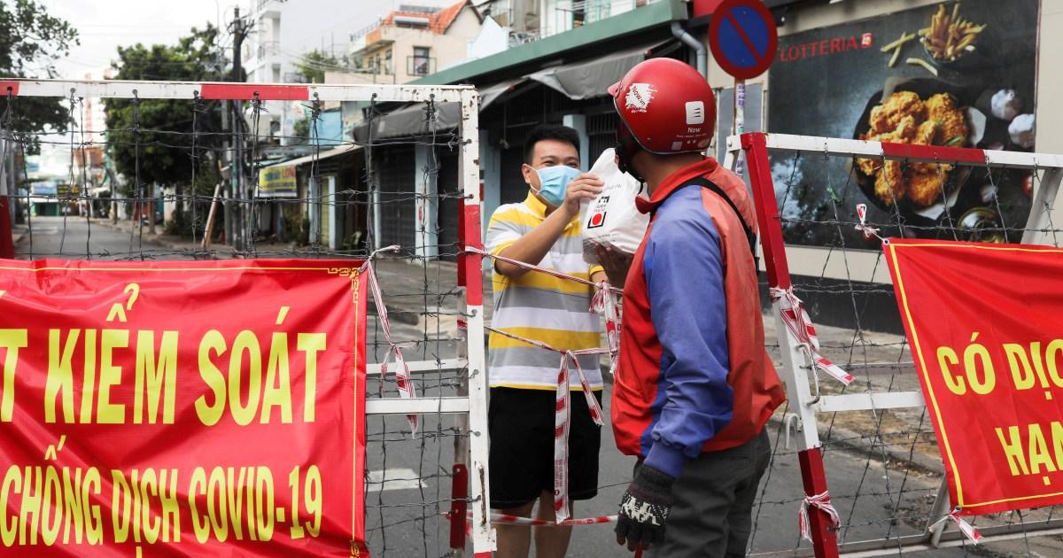 In Vietnam's COVID epicentre, 'everyone is struggling to survive' - Al Jazeera English