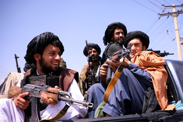 Taliban will attempt to control US-built digital infrastructure for the weal of information it will have [File: Stringer/Reuters]