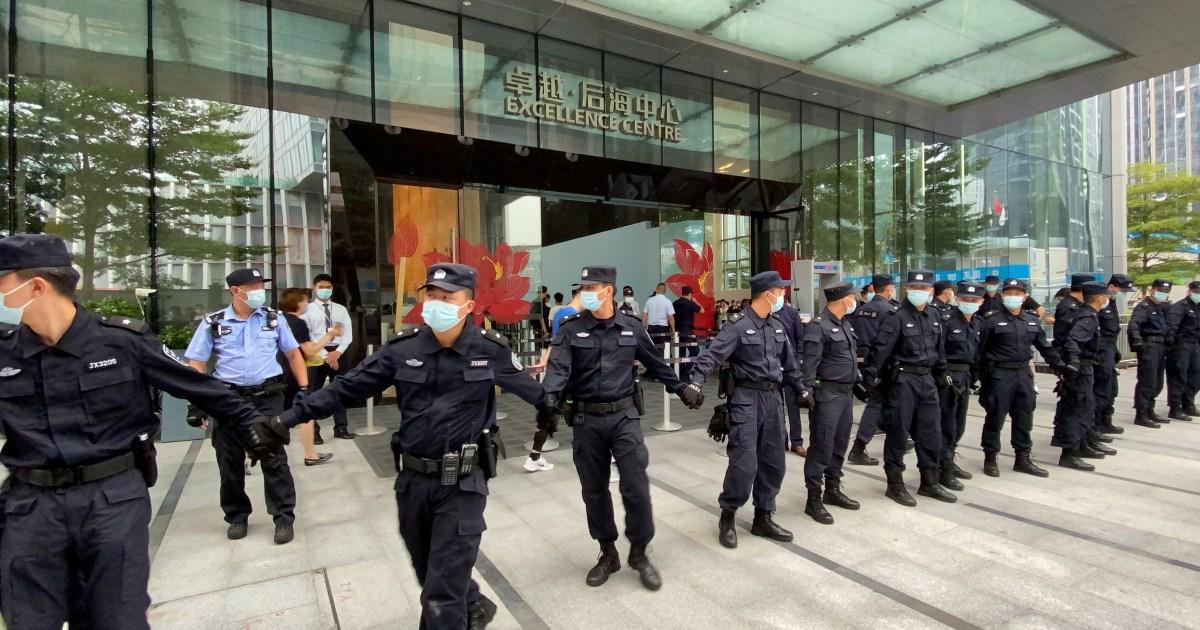 Kehebohan Evergrande menjerat saham dengan tautan yang sangat kecil ke China thumbnail