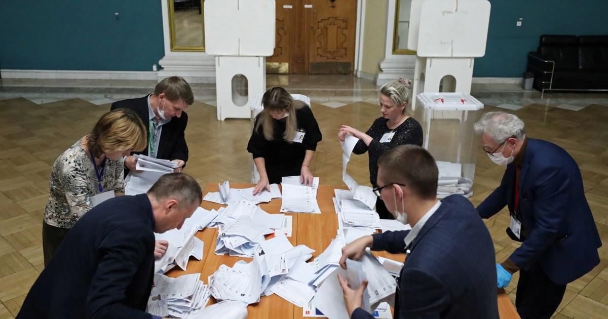 Tuduhan penipuan pemilu akan mengikis legitimasi Putin thumbnail