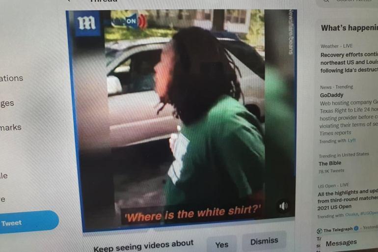 O software de reconhecimento facial foi atacado por defensores dos direitos civis, que apontam problemas de precisão, principalmente para pessoas que não são brancas [Al Jazeera]