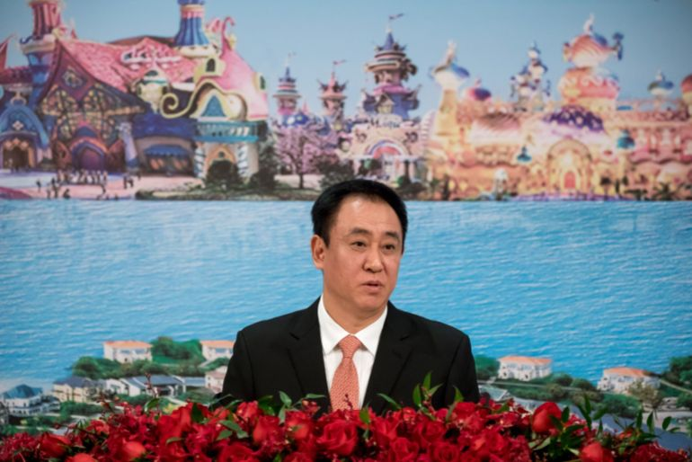 , What could an Evergrande debt default mean for China and beyond?,