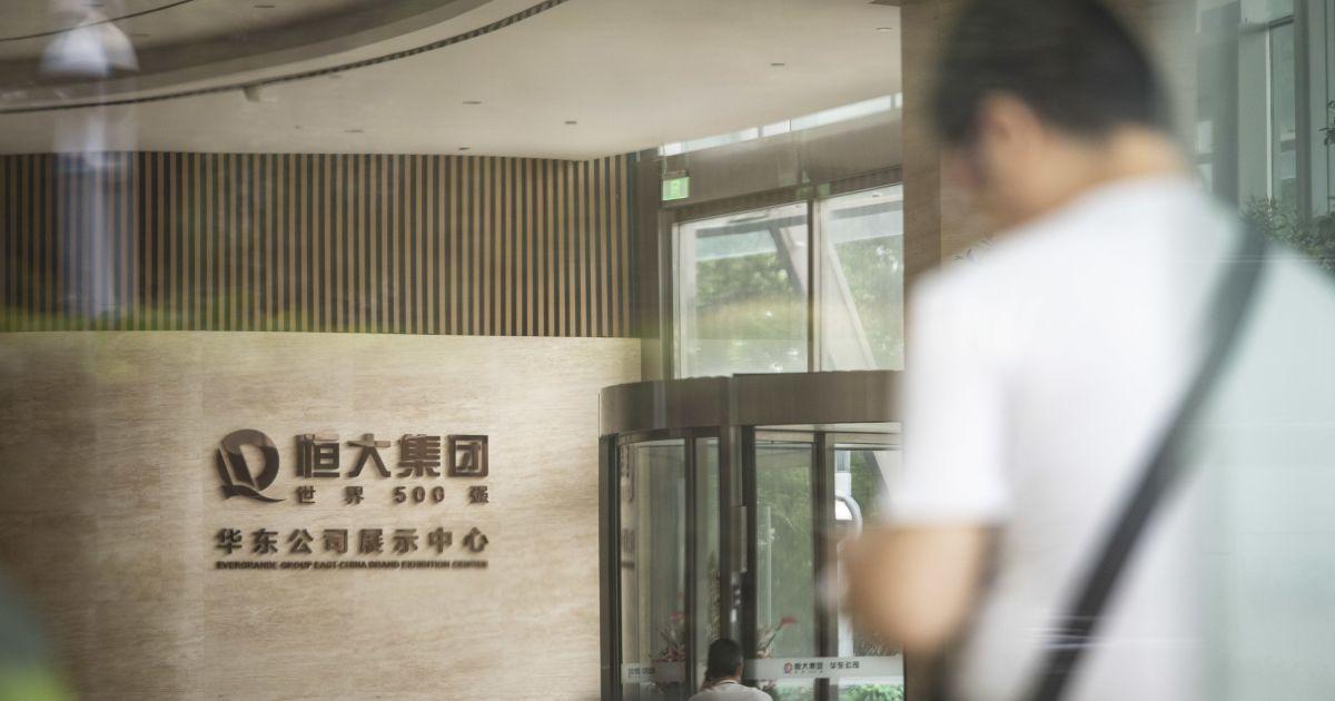 China's Evergrande's shares pummelled on fear of debt default