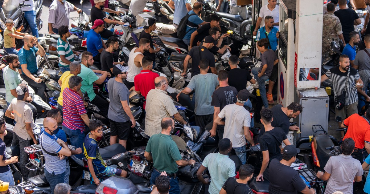 Lebanon: What life is like in a 'failed state'