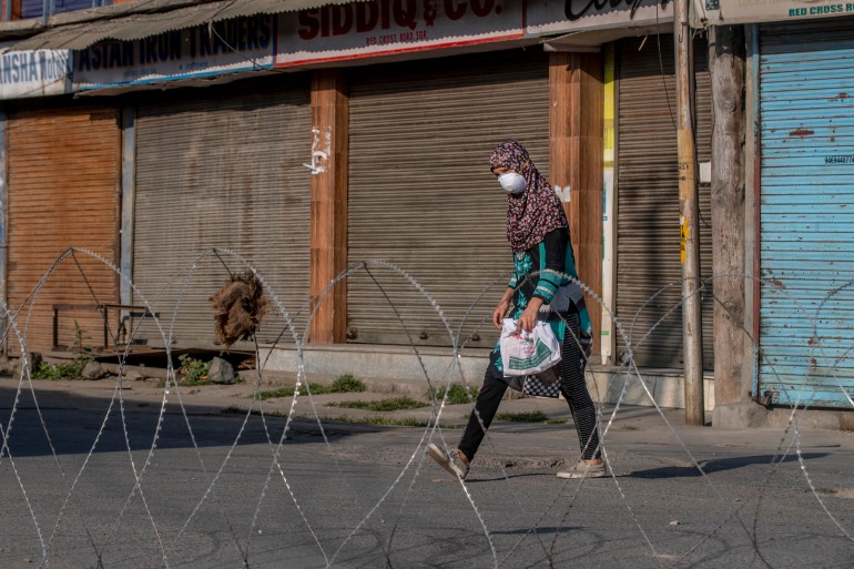 , India extends Kashmir lockdown after separatist icon's death, The World Live Breaking News Coverage & Updates IN ENGLISH