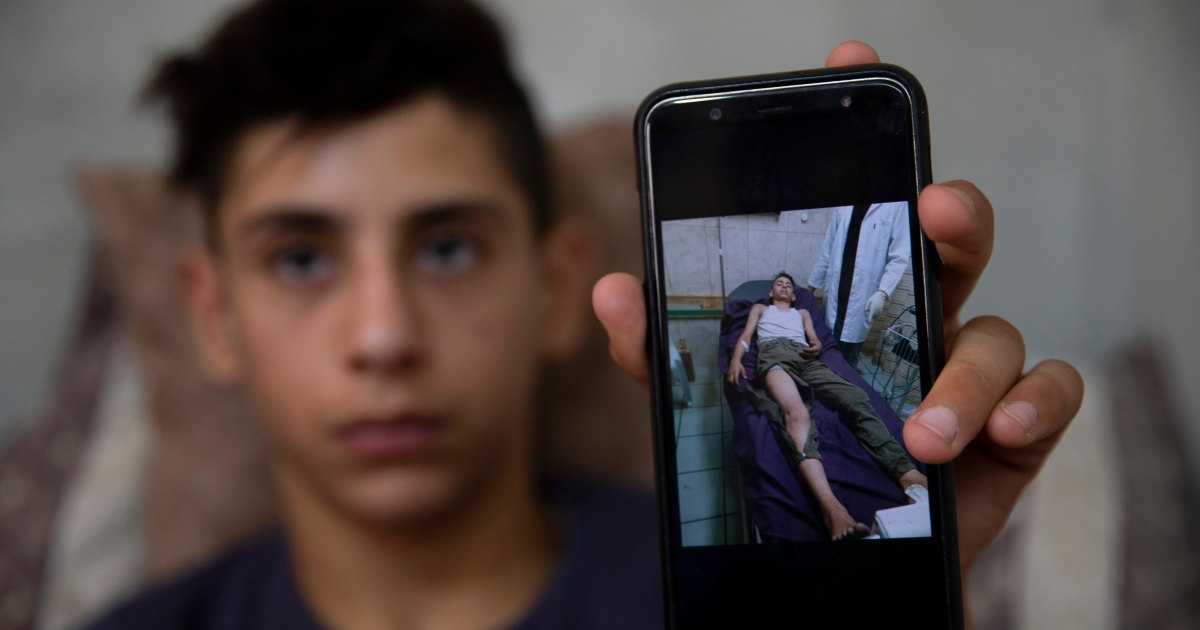 , Palestinian teen describes brutal Israeli settler attack, The World Live Breaking News Coverage & Updates IN ENGLISH