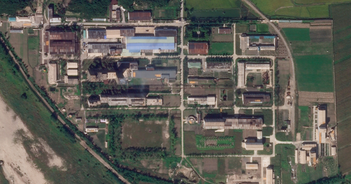 Satellite images show N Korea expanding Yongbyon nuclear facility
