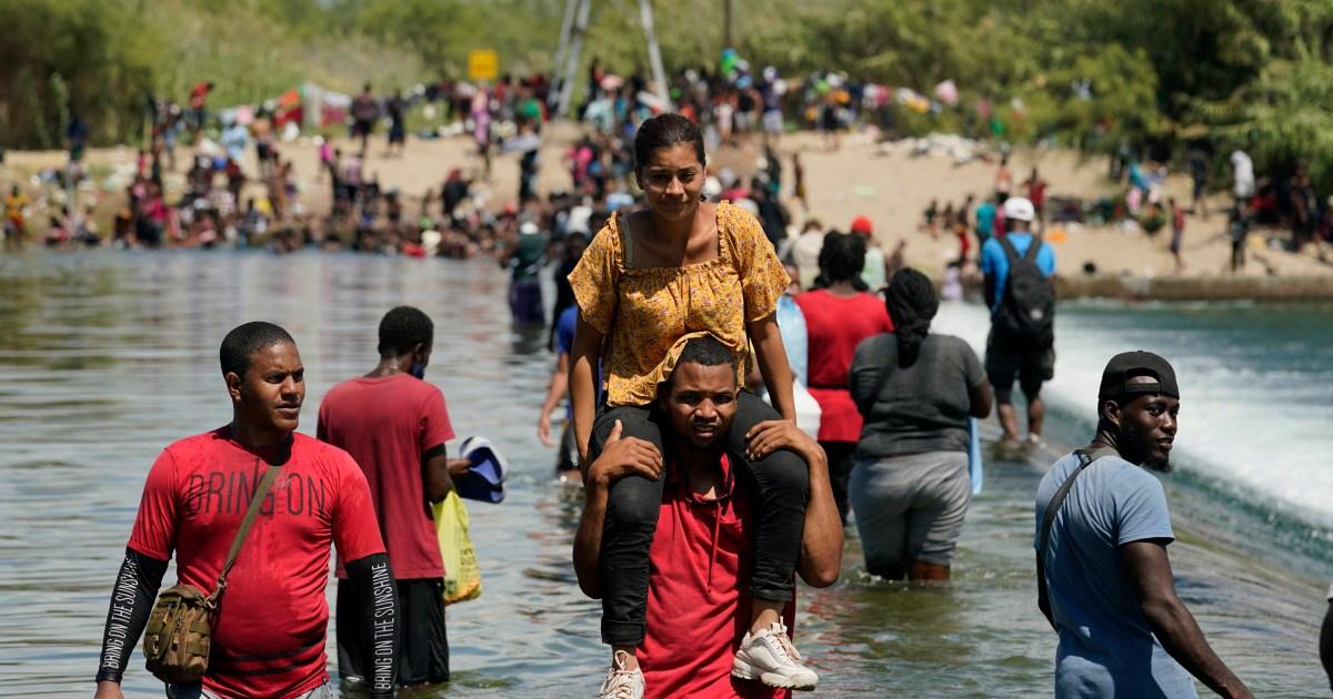 'Menyedihkan': Kelompok HAM mengecam pengusiran migran Haiti oleh AS thumbnail