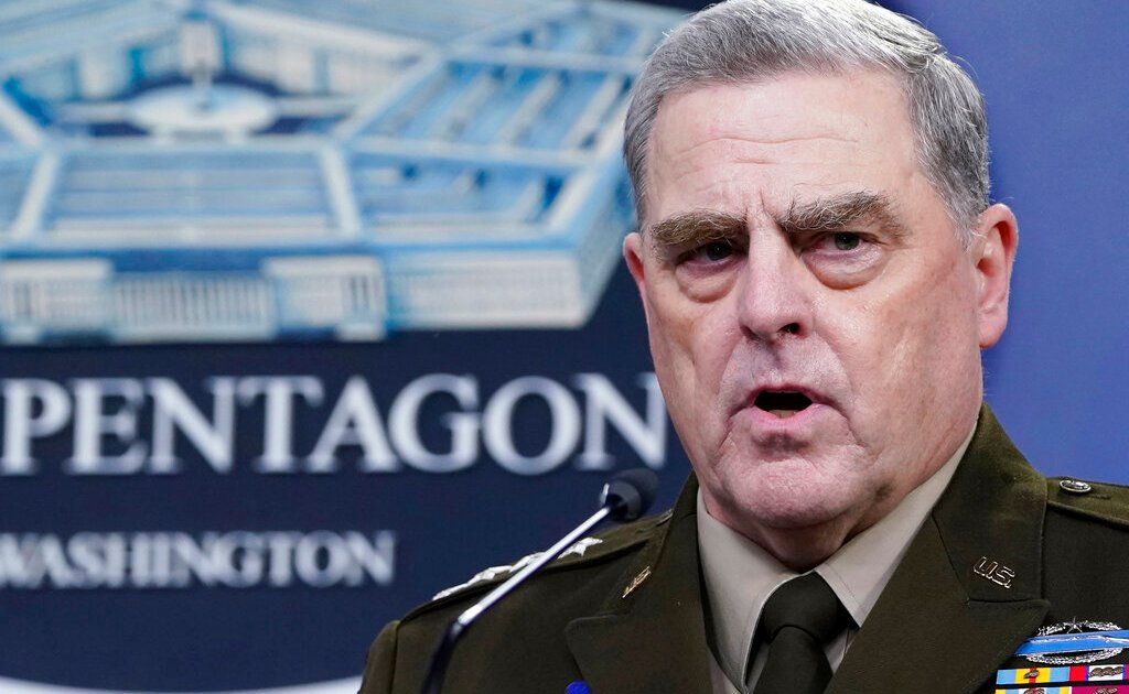 Top US military general holds talks with Russian counterpart