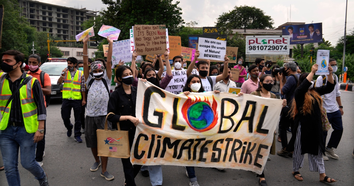 , Climate change may already affect 85 percent of humanity, The World Live Breaking News Coverage & Updates IN ENGLISH