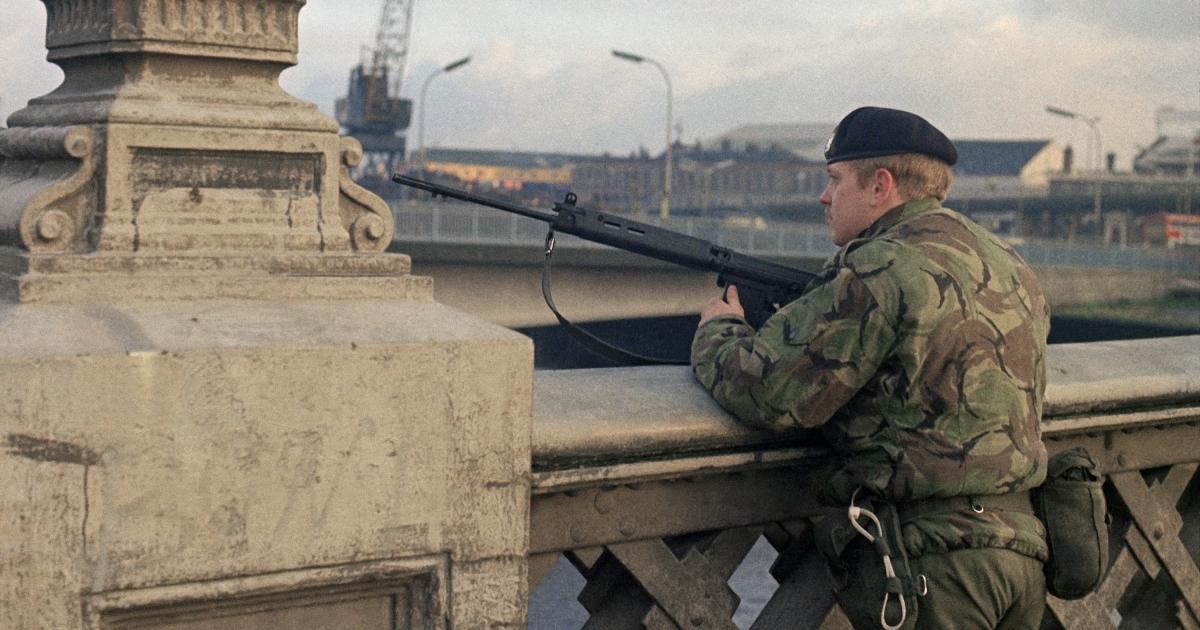 The Northern Ireland 'amnesty': Hiding Britain's 'misdeeds'?