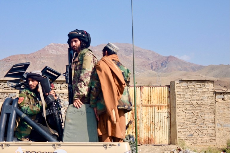 If the Taliban claim is confirmed, it would mean that the group now has complete control over all 34 provinces of Afghanistan [File: Ali M Latifi/Al Jazeera]
