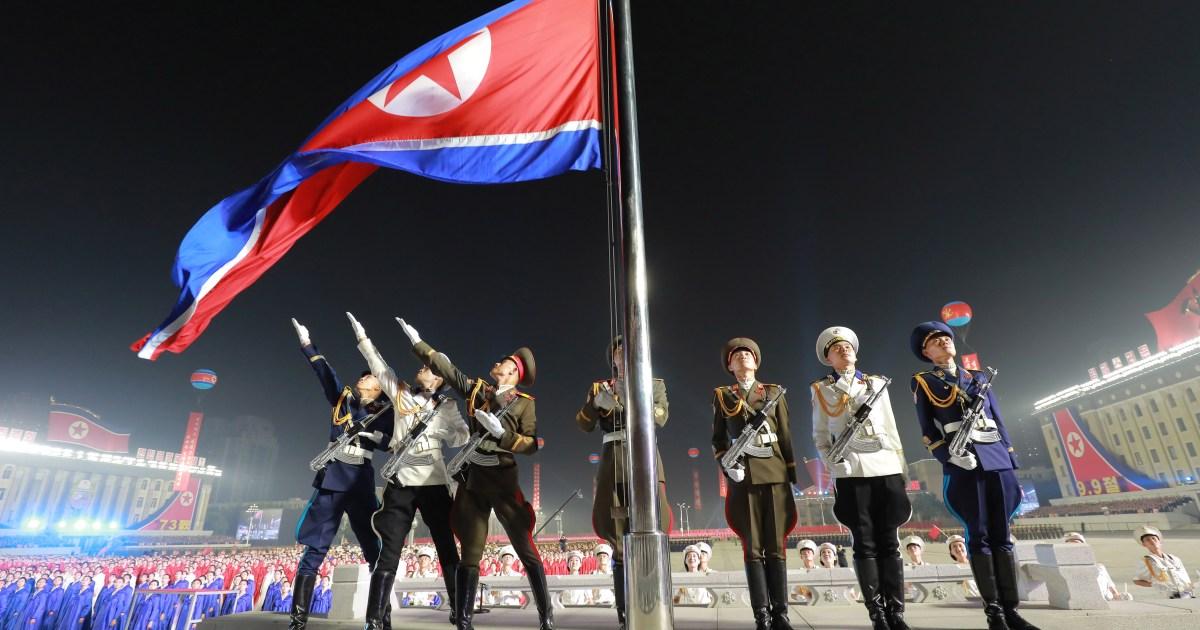 North Korea parades military hardware to celebrate founding thumbnail