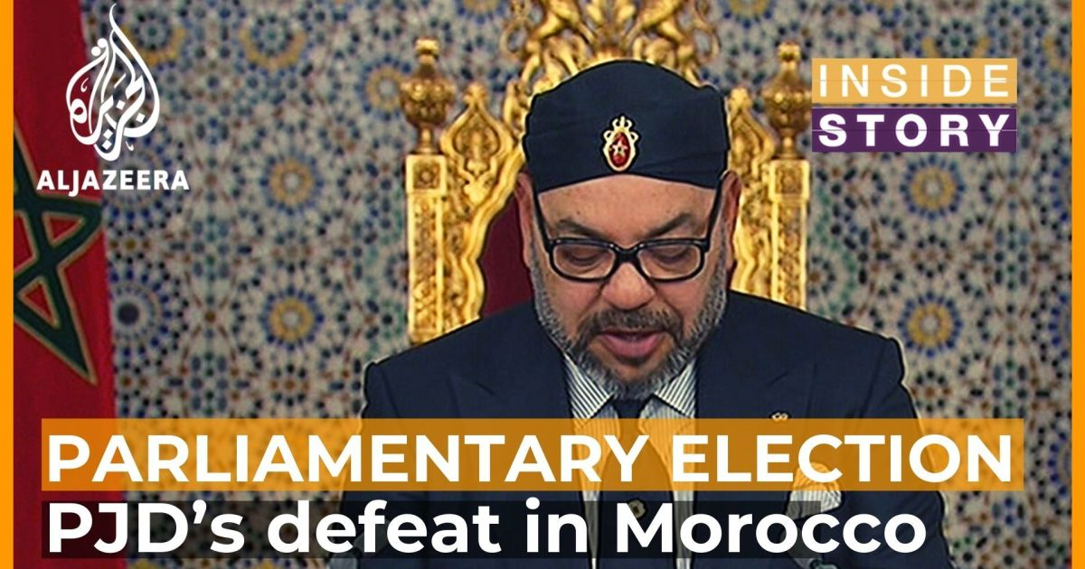 Morocco's Elections Won't Deliver Political Change