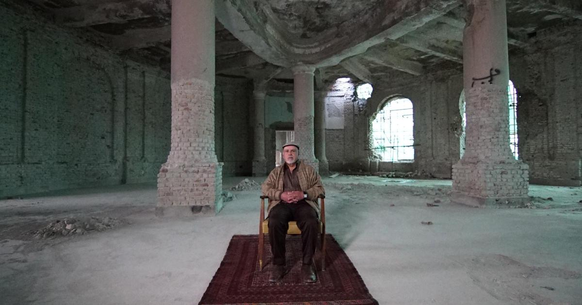 The Birth of Afghan Cinema