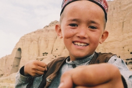 A Child of Afghanistan: 20 Years of War