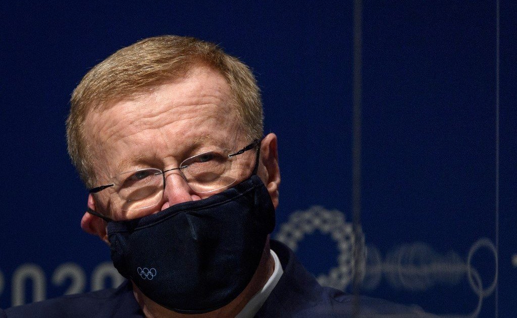 Winter Olympics: IOC says China human rights 'not within' remit