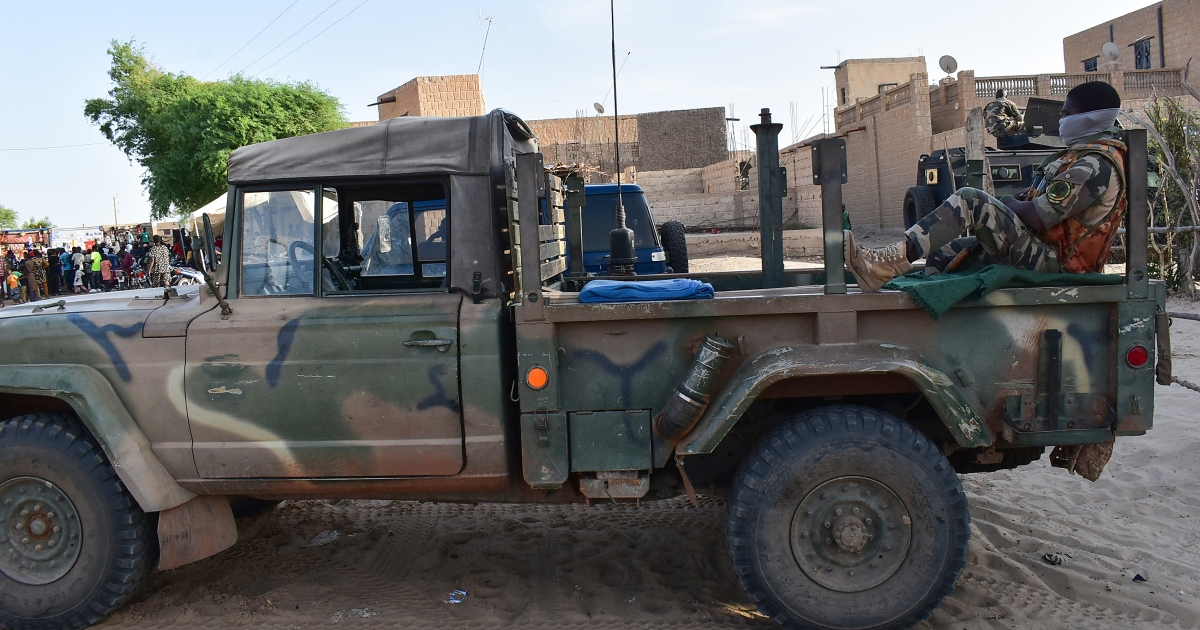 Several troopers killed in central Mali assault thumbnail