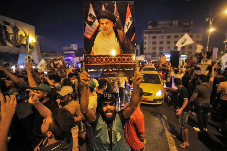 , Pro-Iranian groups reject early Iraq election results as 'scam', The World Live Breaking News Coverage & Updates IN ENGLISH
