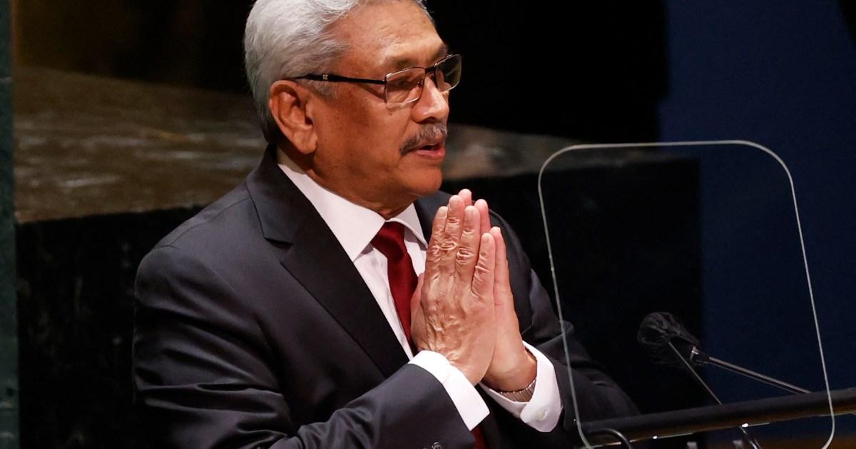Sri Lanka probes president's niece over Pandora Papers claims thumbnail