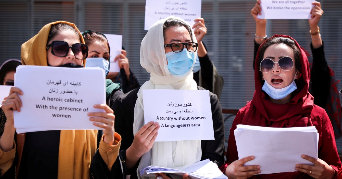 , How international organisations are failing Afghan women, The World Live Breaking News Coverage & Updates IN ENGLISH