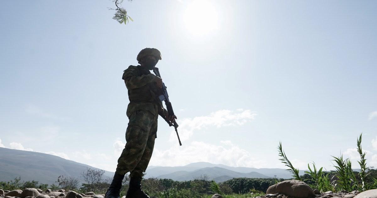 Colombia troop deployment at Venezuela border raises questions | Border Disputes News