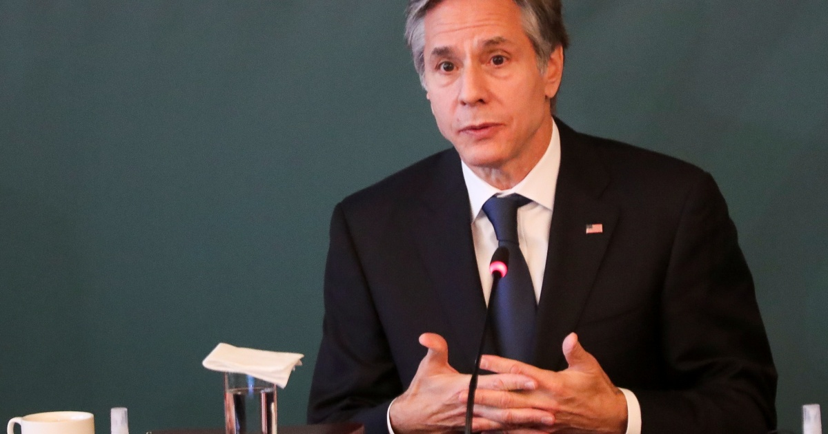 , US does not support normalising ties with Syria, Blinken says, The World Live Breaking News Coverage & Updates IN ENGLISH