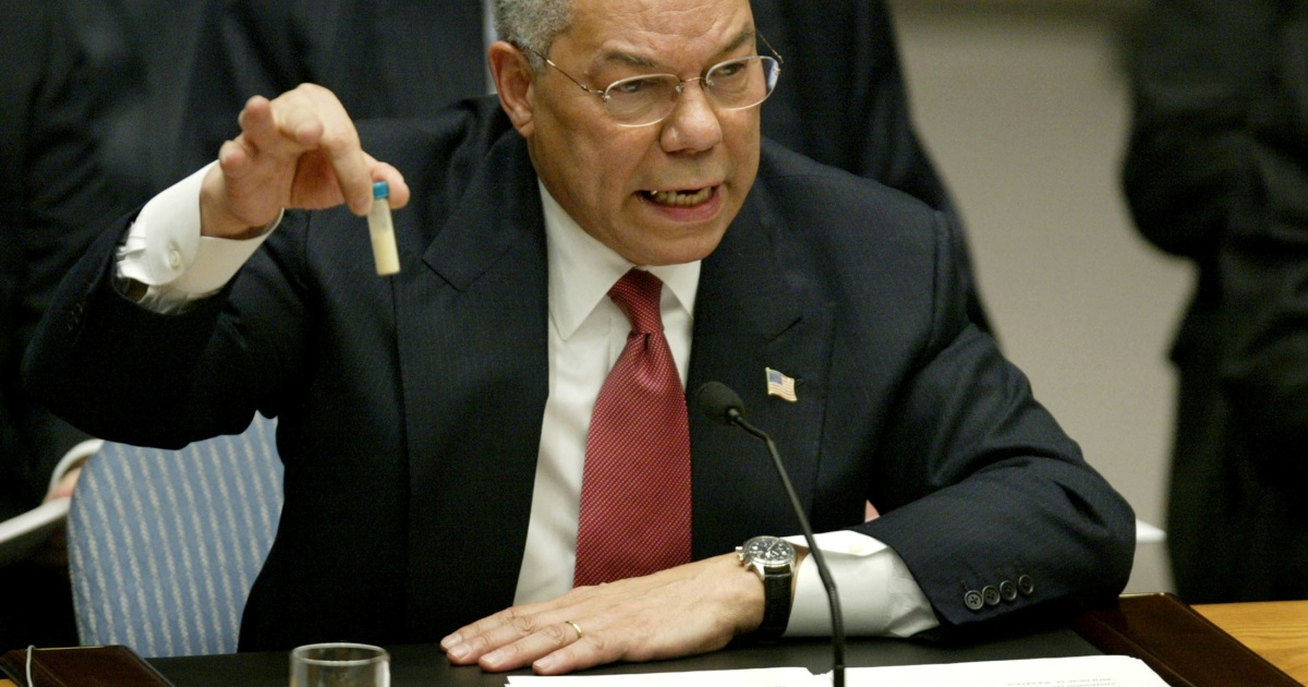 'An American icon': World reacts to death of Colin Powell