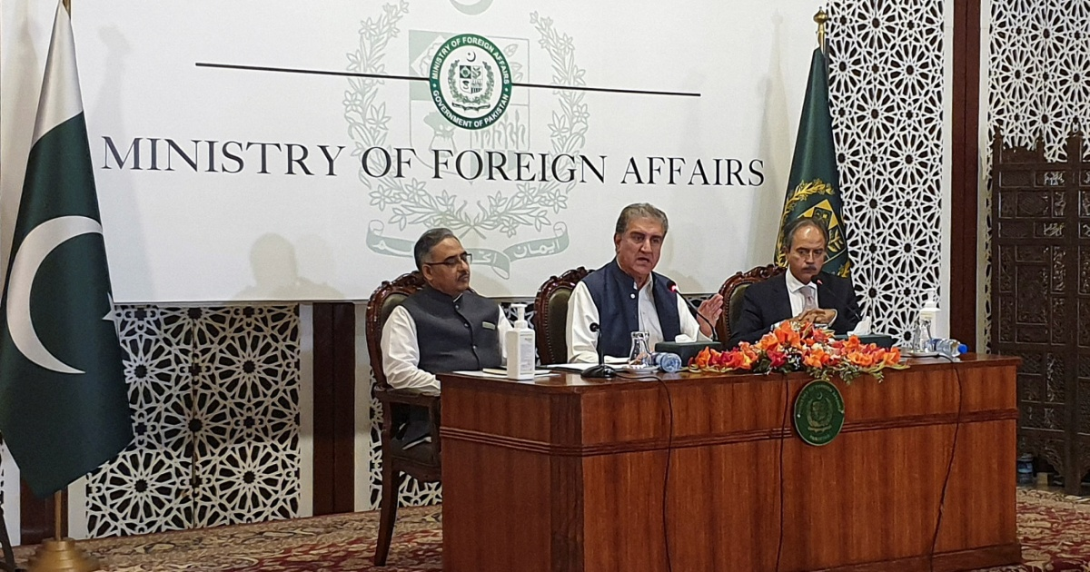 Pakistan eases travel restrictions, announces aid for Afghanistan